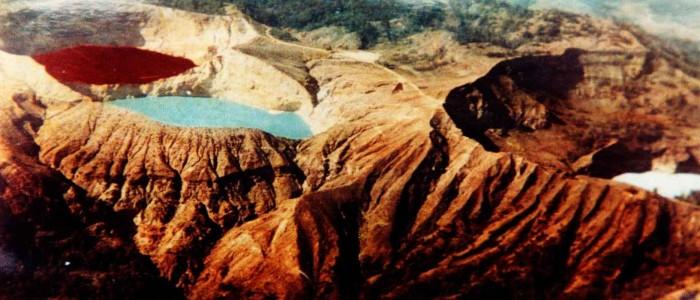 Озера Кели Муту