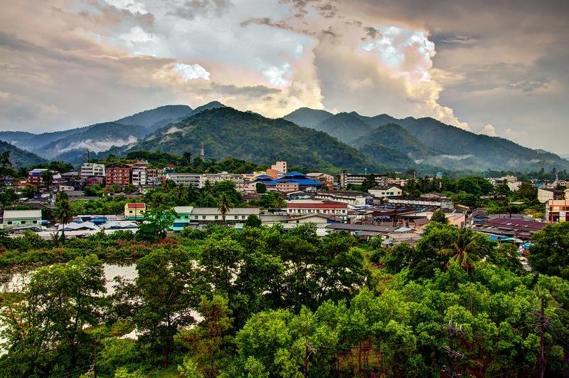Туры в Ранонг, Таиланд