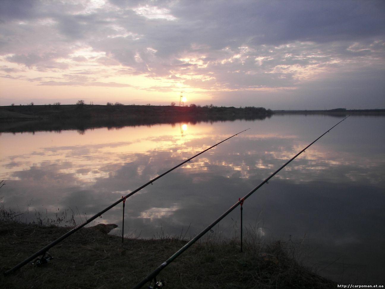 Рыбалка на маховую удочку весной, Ловля весной на маховую удочку Рыбалка - клев тут 25 фотография
