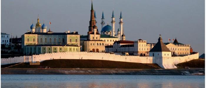 Столица Татарстанской республики