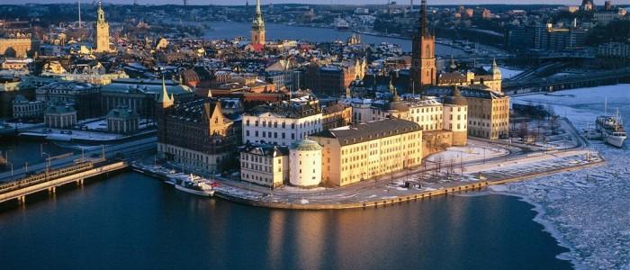 Немного о Дании. Копенгаген