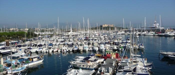 Антиб – город яхт и миллионеров