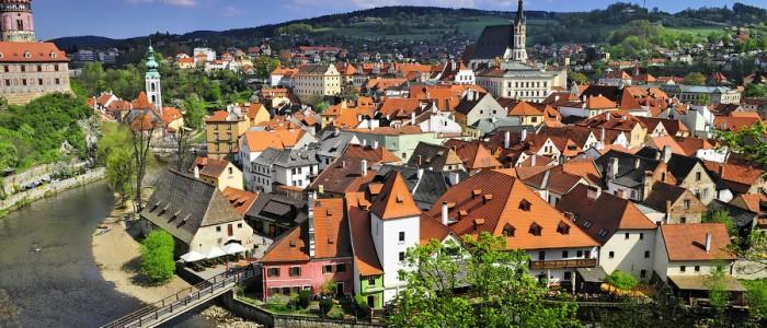 Чески Крумлов – ожившая чешская сказка