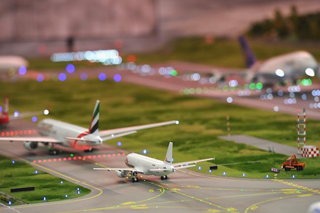 Немного интересных фактов про аэропорты