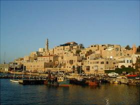 Порт Яффо в Тель-Авиве