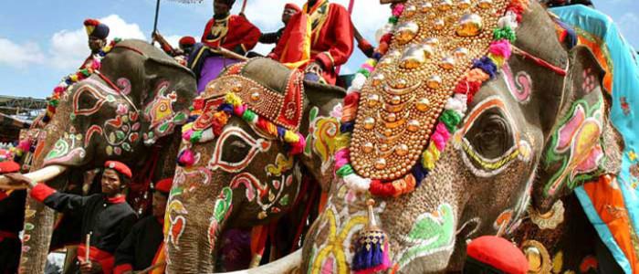 Путешествуем в Индию в ноябре