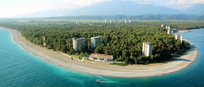Абхазия, здравствуй
