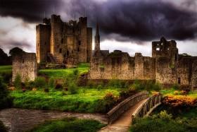 Замок Трим. Ирландия