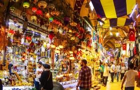 Стамбул. Большой базар