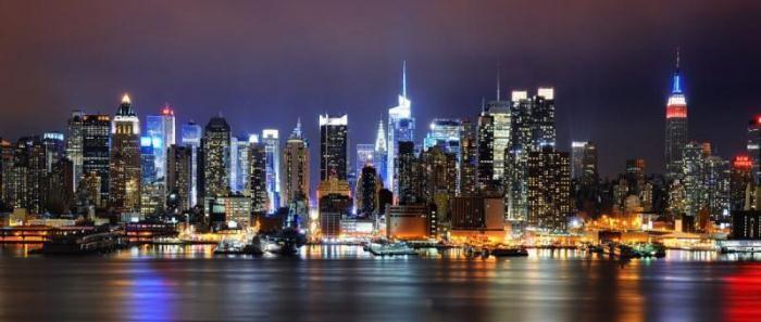 Нью-Йорк: отдых всей семьёй в большом яблоке