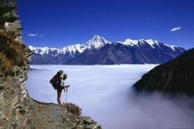 Джомолунгма - для горных восхождений