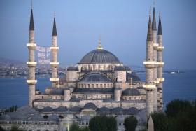 «Голубая мечеть» - величие, могущество и власть Османского султана