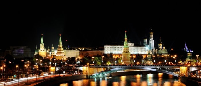 Москва за один день