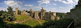 Уорикский замок, Великобритания