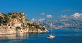 Корфу – популярный курорт Греции