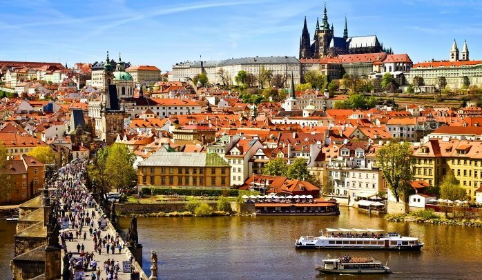 Прага в январе стоит ли