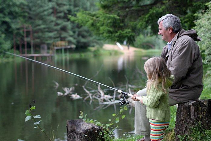 рыбалка с горшковым