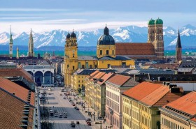 Прекрасный Мюнхен