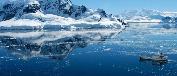 Захватывающий отдых в белоснежной Антарктиде