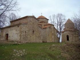 monastyirskiy_kompleks_shuamta_gruziya