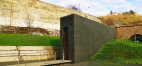 Еврейский мемориал в Братиславе