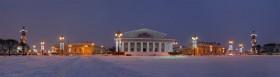 Туры в новогодний Санкт-Петербург