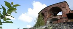 Крепость Бомарсунд в Финляндии