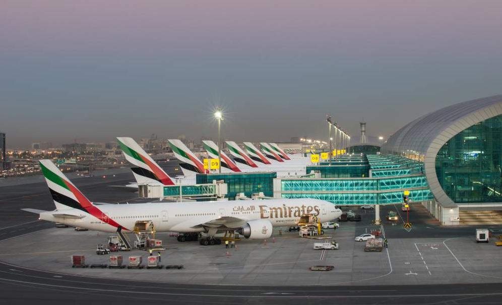 Интересные факты о Дубае. Аэропорт