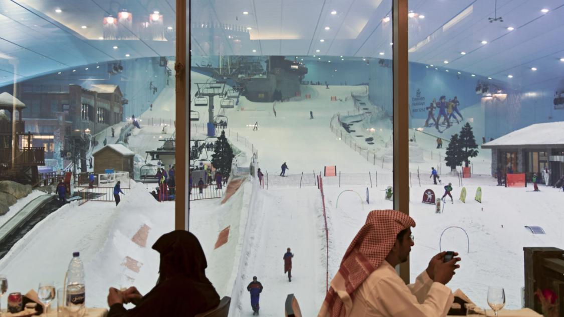 Интересные факты о Дубае