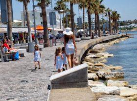 Пафос – один из интереснейших городов острова Кипр