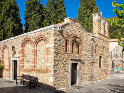 Монастырь Кера Кардиотисса на острове Крит