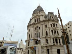 Дворец Raggio в Буэнос-Айресе