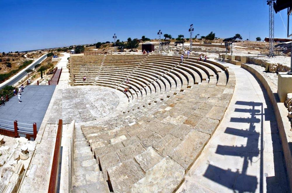 Древний Курион – мекка для любителей археологии на Кипре