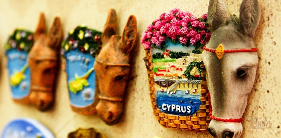 Шопинг и сувениры на острове Кипр