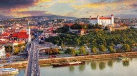 Путешествие из Чехии в Словакию: Татранска-Котлина, Ждьяр