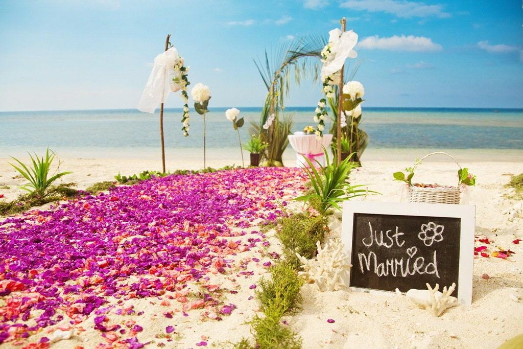 Свадебные церемонии на побережье Белиза