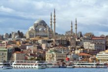 Турция – на границе Европы и Азии