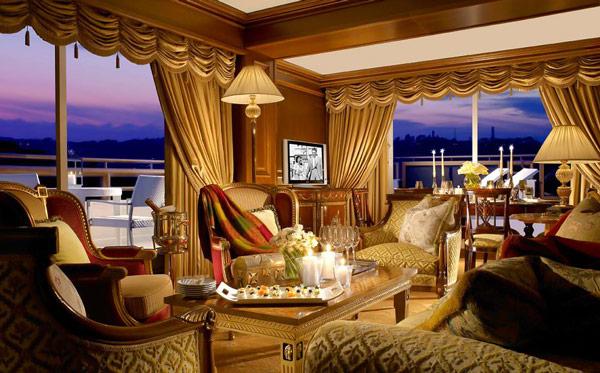 Классификация отелей и гостиниц по звёздам