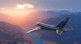 Кругосветное путешествие на самолете