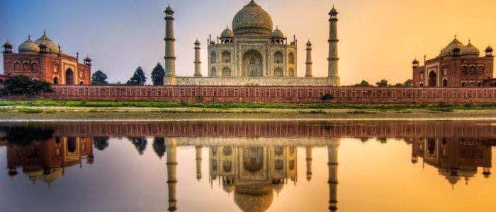 По Индии на вертолете